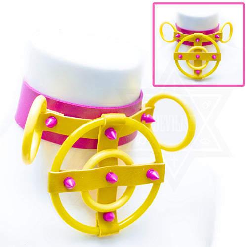 Mini robotics choker