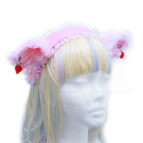 From sweet land headpiece