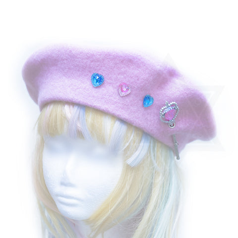 Magical girl beret*