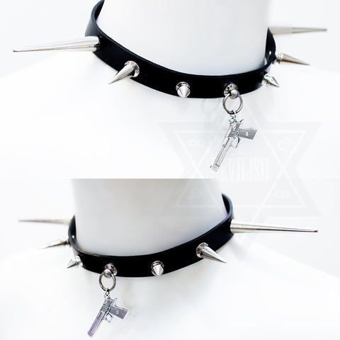 Love kills choker