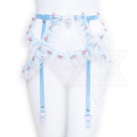 Angel gaze garter belt*