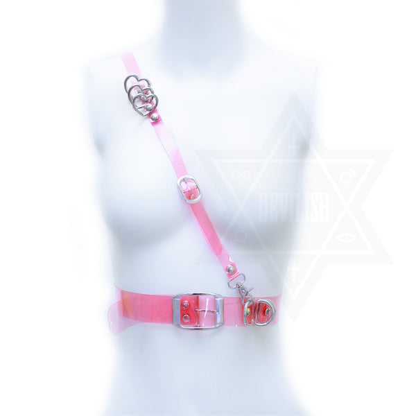 Brutally in love harness