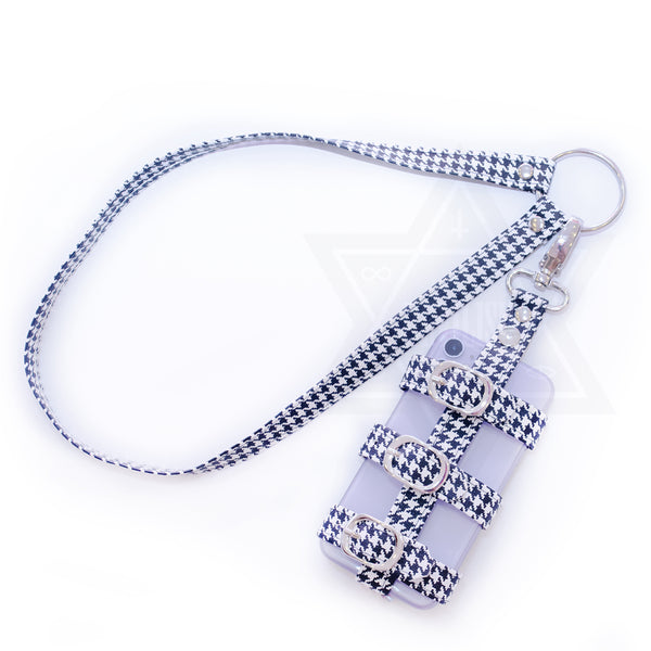 Chidori Pattern phone harness