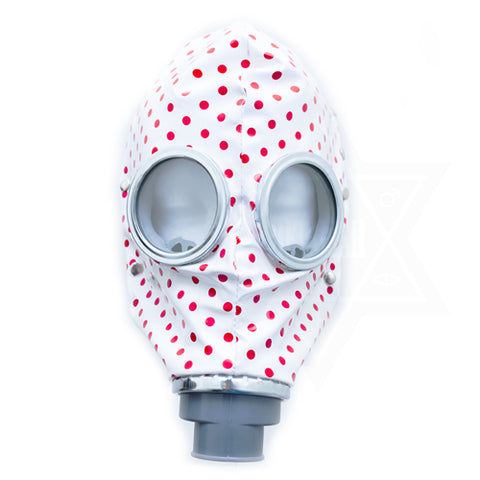 Poisonous gas mask