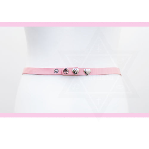 Lovely heart belt