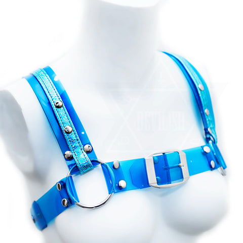 Cyber fighter harness