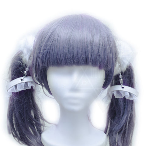 Angelic hair accessory*