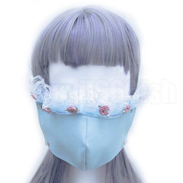 Angel gaze mask