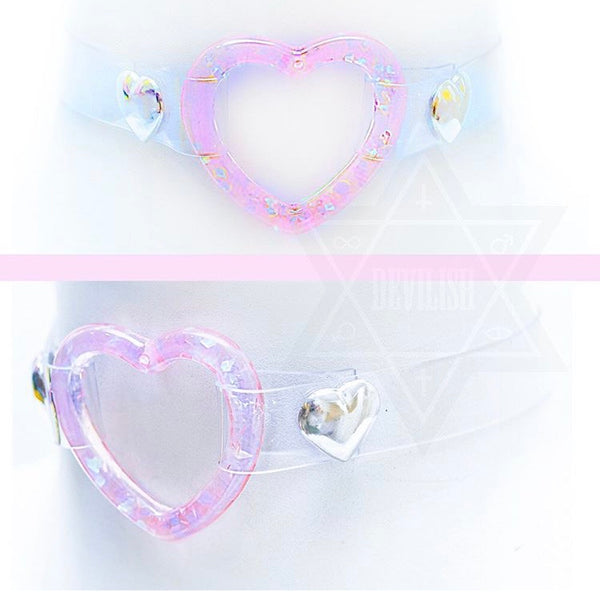 Fragile Heart Choker