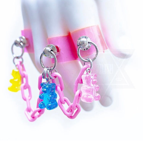 Gummy gummy rings set