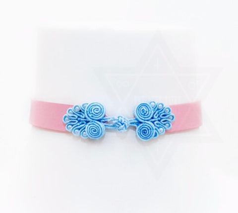 China doll choker