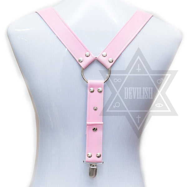 Punky heart harness