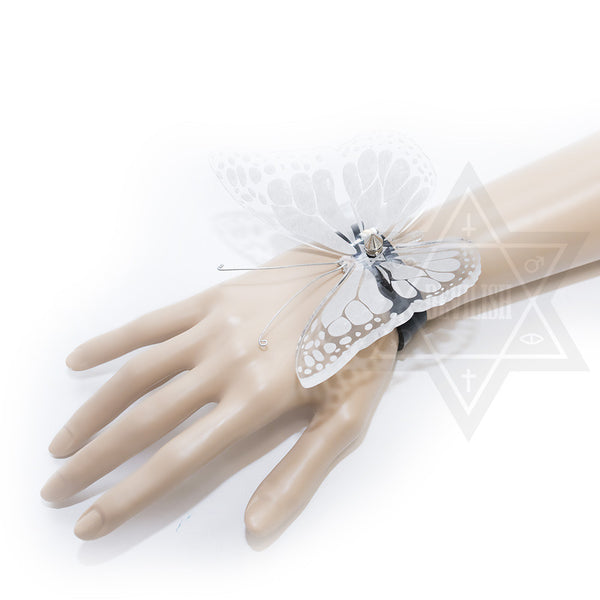 Devilish butterfly Bangle