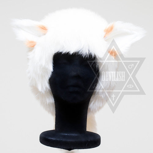 Fancy foxy hat