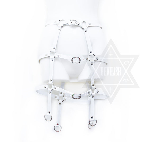 Bottom Harness(Black,White)