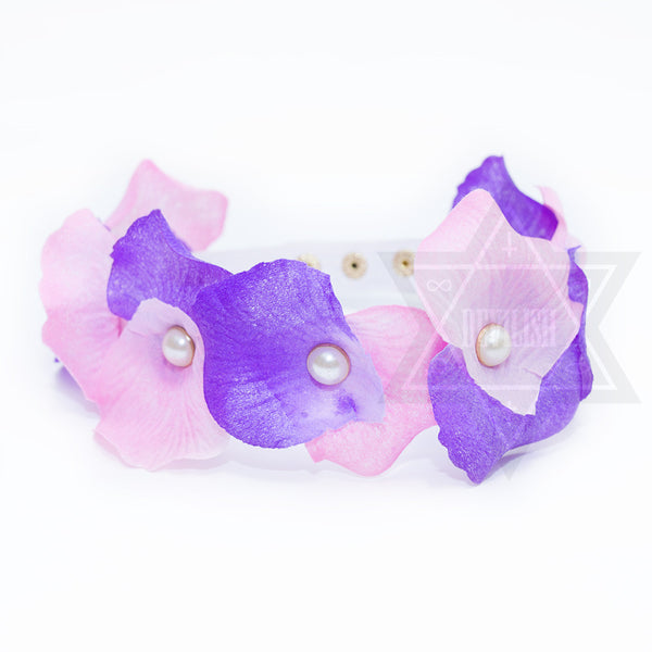 Fairy choker(Blue,Purple)