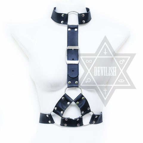 Choker link harness