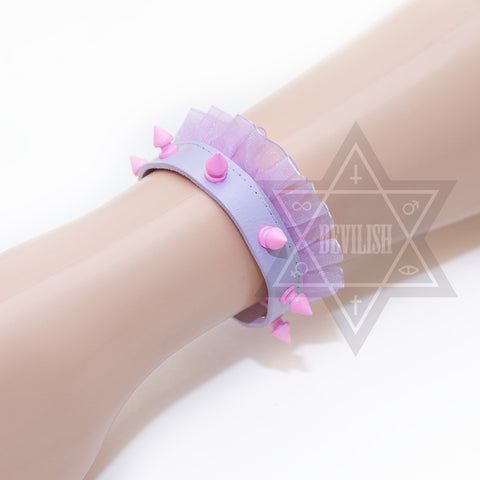 Dreamy pastel ankle cuff