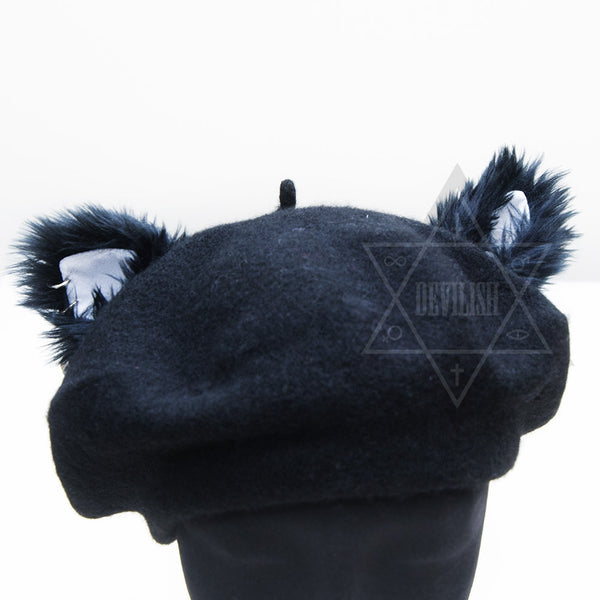 RING MY BELL BERET HAT