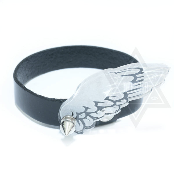 Fallen angel ankle cuff(Purple,Pink,Blue,Black)