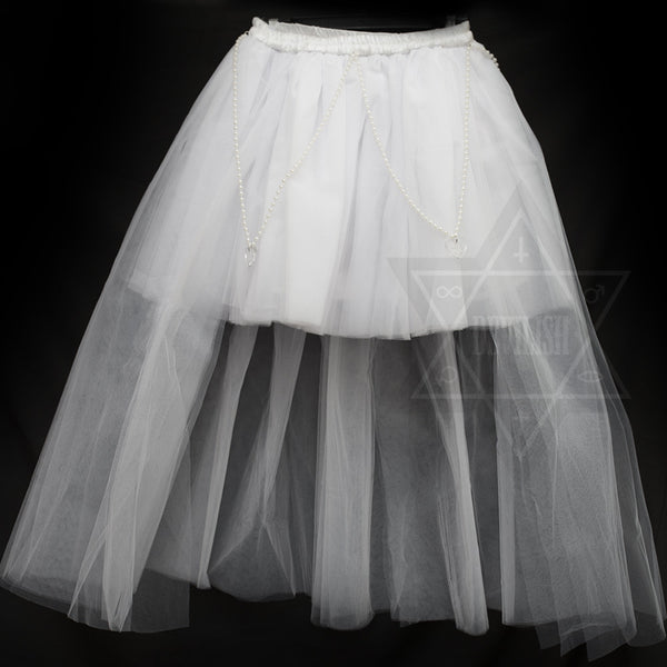 Magical girl fish tail tutu skirt