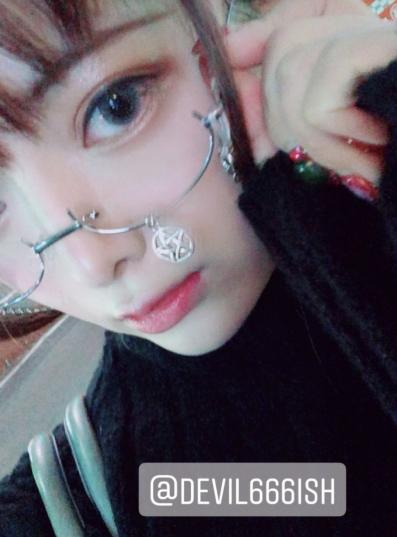 2.5D glasses (pentagram)