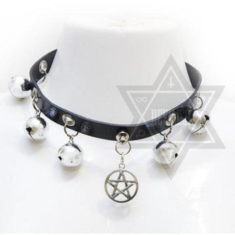 Ring my bell choker*