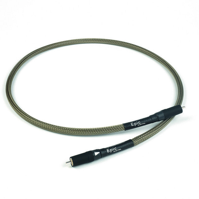 Chord Company Epic -Analogue Subwoofer Cable - Grahams Hi-Fi