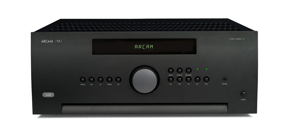A49 Integrated Stereo Amplifier
