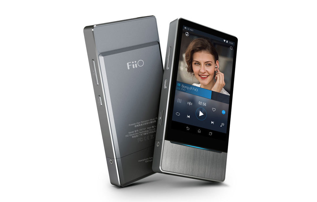 X7 Android Portable Music Player