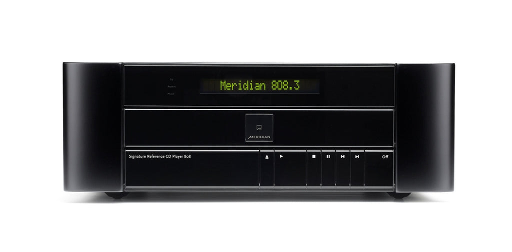 808v6 CD player and pre-amplifier