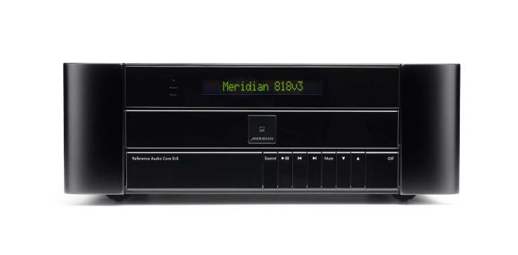 MERIDIAN 818v3 Reference Audio Core - Grahams Hi-Fi