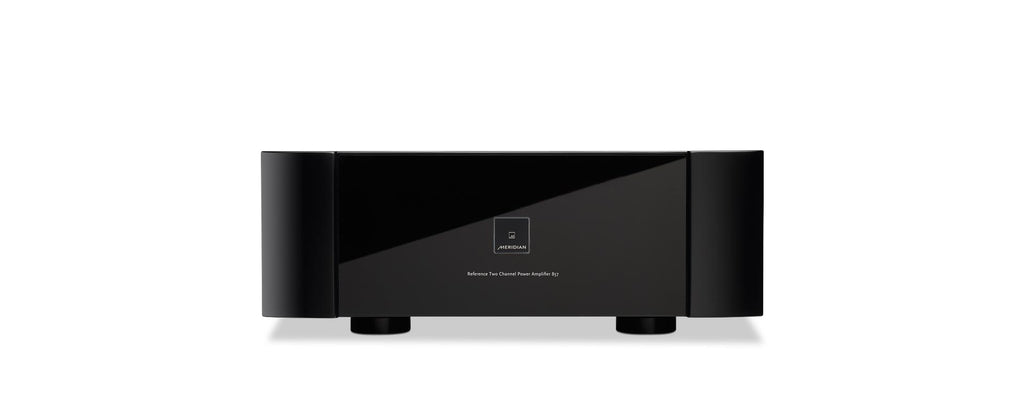 Grahams Hi-Fi Ex-Demonstration Meridian Ultra DAC + 857 Power Amplifier system - Grahams Hi-Fi