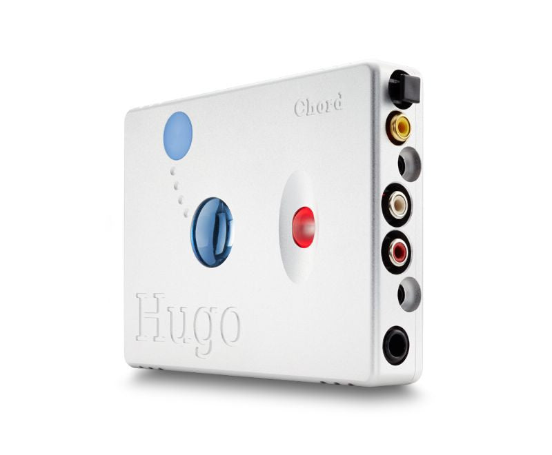 Chord Electronics Hugo DAC & Headphone Amplifier - Grahams Hi-Fi