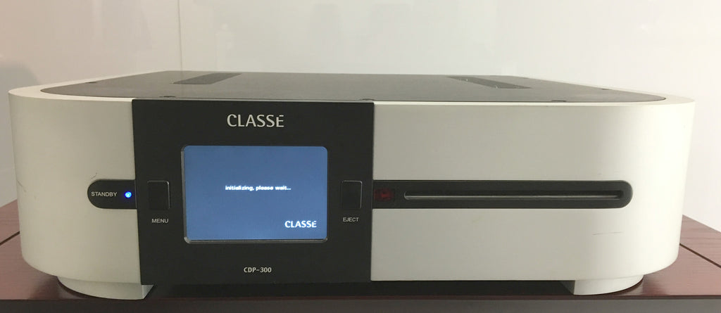 Classe CDP300 – DVD/CD player Ex-demonstration