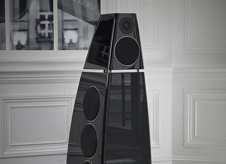 MERIDIAN DSP8000SE Digital Active Loudspeakers - Grahams Hi-Fi