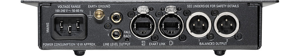 Exaktbox Sub 2 Channel Exakt Digital Crossover and DAC for Subwoofers