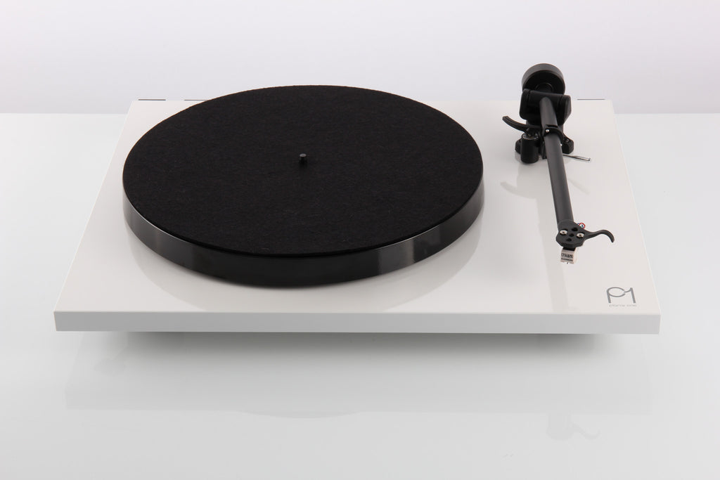 Planar 1 Turntable with Carbon Cartridge