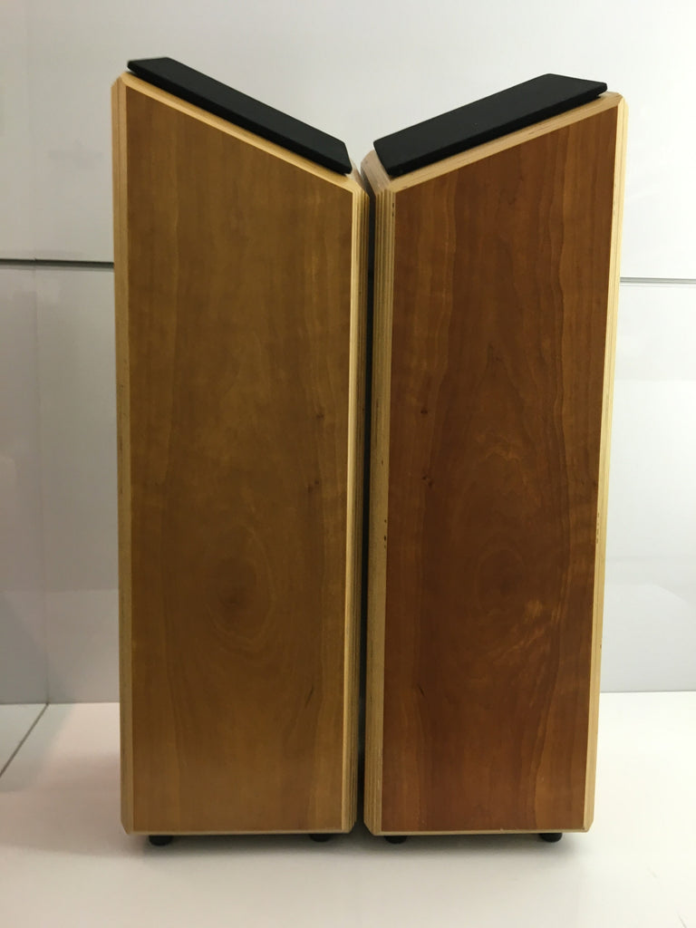 Shahinian Compass Speakers (Oak) - Second-hand