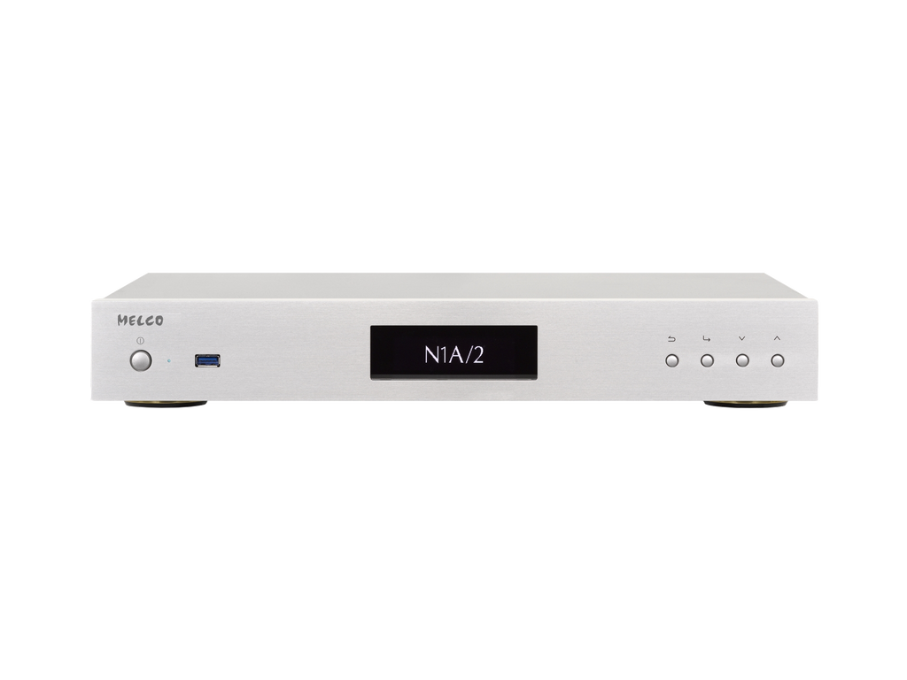 Melco Melco N1A/2EX Network Audio Server - Grahams Hi-Fi