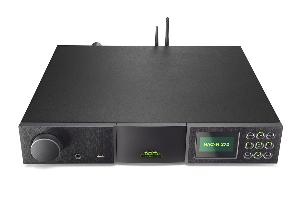 NAC-N 272 Network Music Player & Pre-Amp