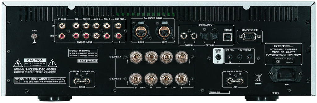 RA-1570 - Integrated Amplifier