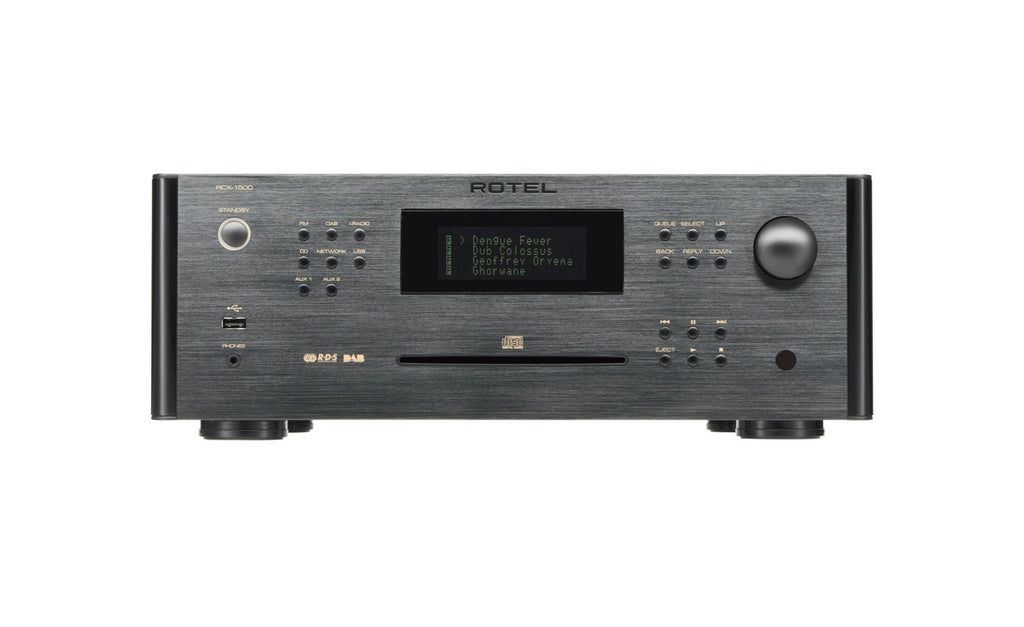 RCX-1500 -Internet Radio/CD Player