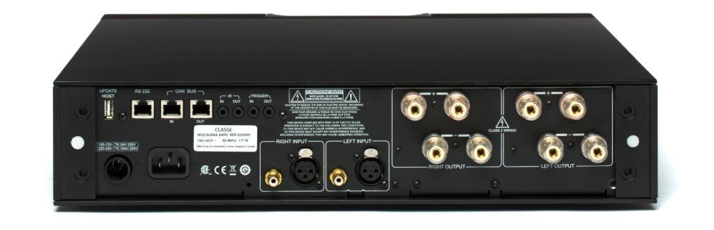 Sigma AMP2 2 Channel Power Amplifier