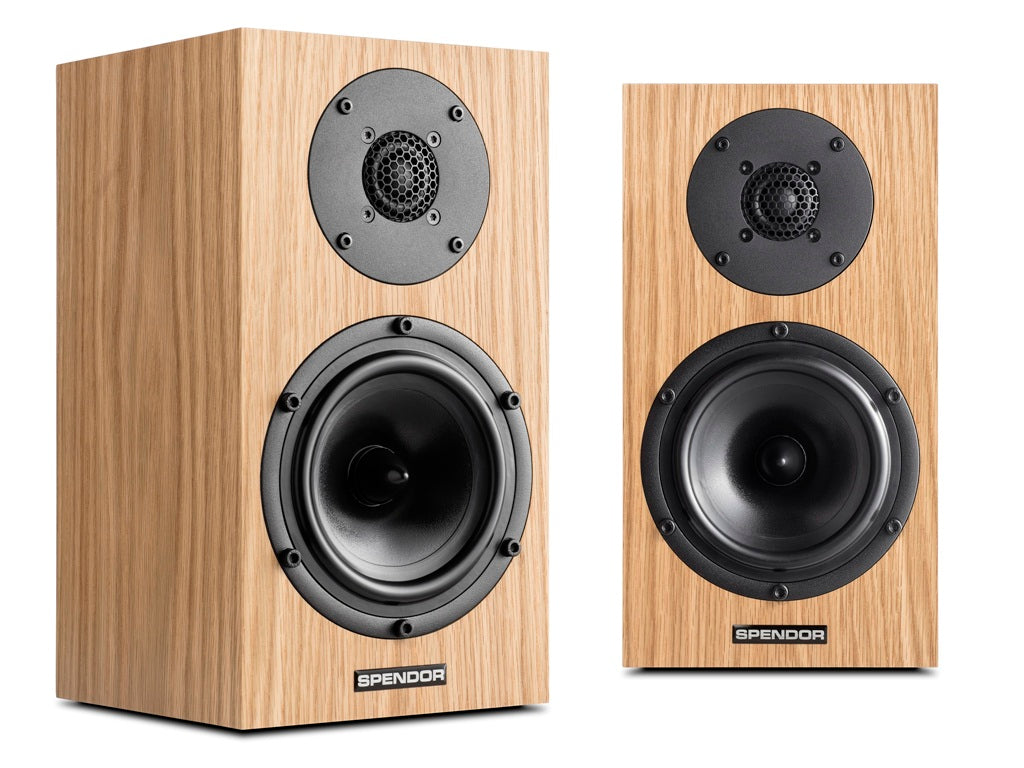 Spendor A1 Loudspeakers - Grahams Hi-Fi