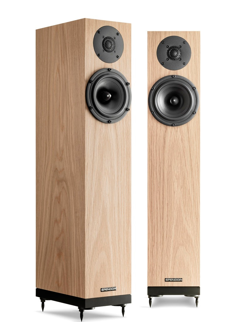 Spendor A2 Loudspeakers - Grahams Hi-Fi