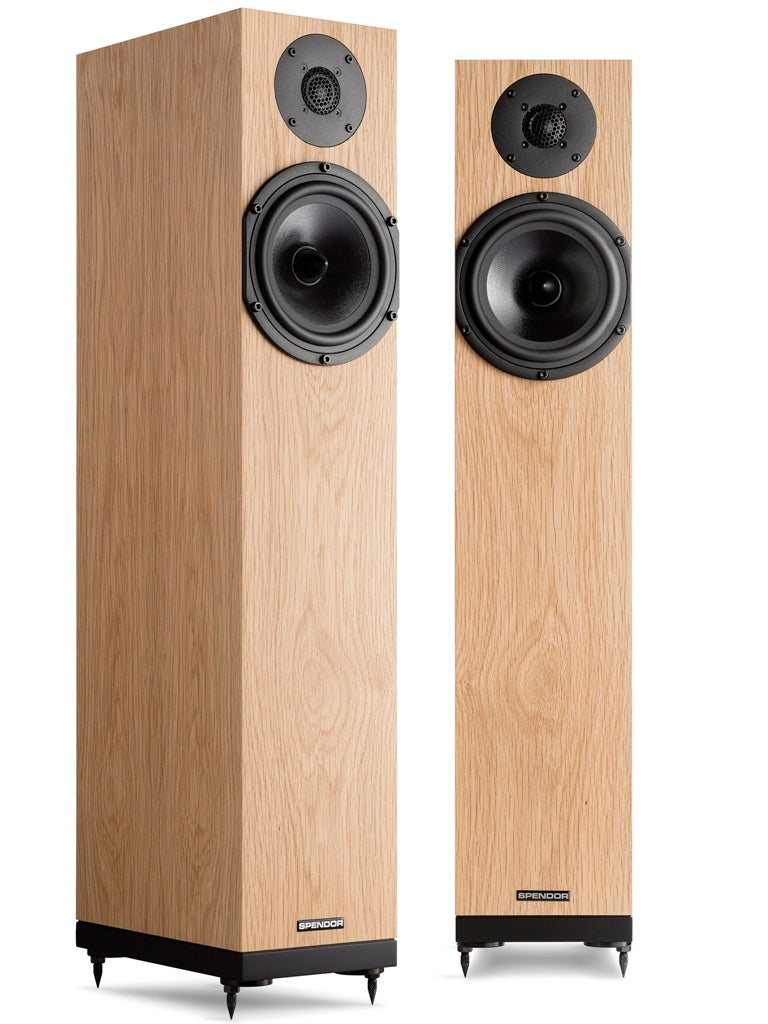 Spendor A4 Loudspeakers - Grahams Hi-Fi