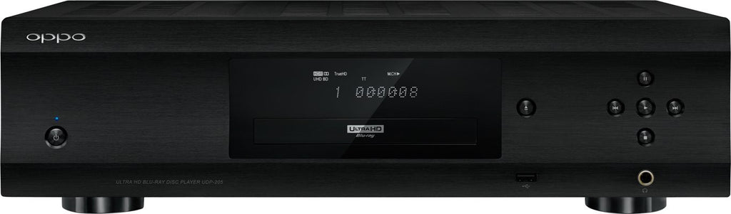 Oppo UDP-205 4K Blu-ray Disc Player