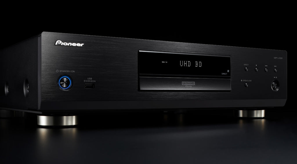 Pioneer UDP-LX500 UHD Blu-ray Disc & SACD Player