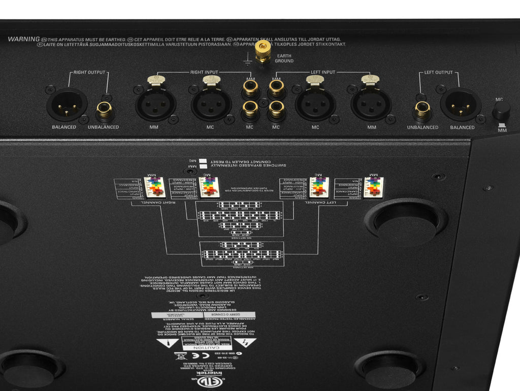 Linn - Turntables Uphorik Phono Stage - Grahams Hi-Fi
